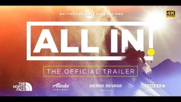 ALL IN – Official Trailer 4K