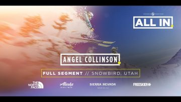 Angel Collinson – ALL IN – Full Segment 4k