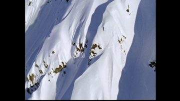 One of the greatest ski crashes ever.