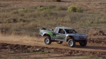 Driven Experiences Trophy Trucks