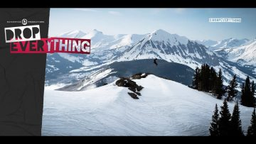 Drop everything: Full Crested Butte Segment. Featuring Aaron Blunck and Sander Hadley