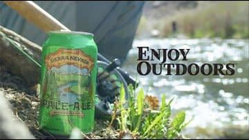 Grab A Beer, Enjoy Oudoors…