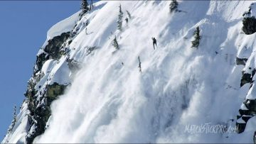 Greatest Ski Crashes and Slams – Return to Sender