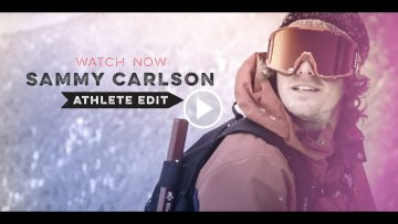 Sammy Carlson RUIN AND ROSE Athlete Edit – 4K