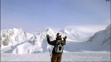 Shane McConkey IN DEEP, the skiing experience