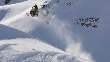 Logan Pehota – Snowmobile Segment – Return to Sender