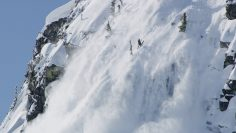 Flo Goeller Caught in Scary Avalanche – Behind the Sends – Return to Sender