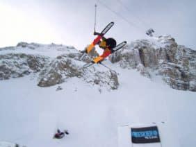 Karl Fostvedt and Travis Rice go head to head in Jackson Hole – Full Segment – Return to Sender