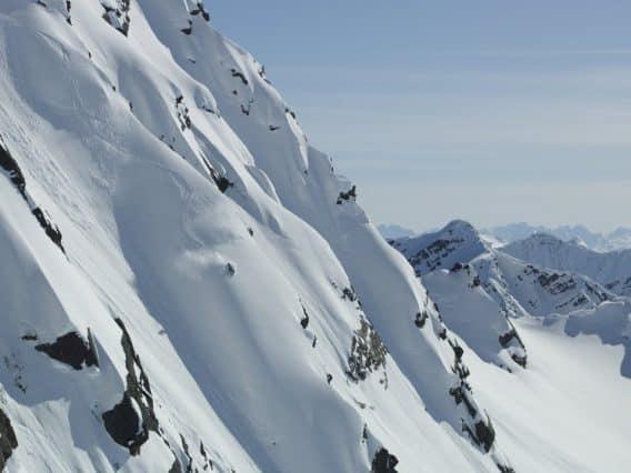 Mark Abma Skis Flowy Spine Line – Behind the Sends – Return to Sender