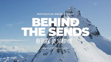 Mark Abma Skis The Edge – Behind the Sends – Return to Sender