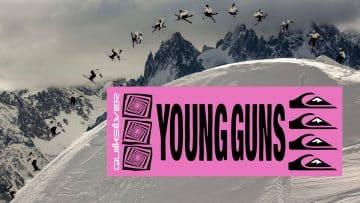 Quicksilver Young Guns Absolutely Send'er