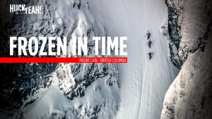 Mt. Cain Frozen in Time