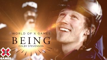 BEING COLBY STEVENSON | World of X Games