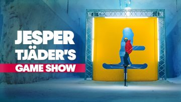 Is This Jesper Tjäders Dream Game Show?