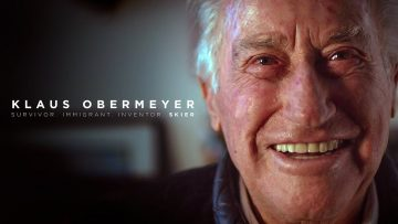 Survivor. Immigrant. Inventor. Skier – The Incredible Klaus Obermeyer