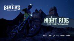 Stunning Full Moon Night Ride – Nate Hills – A Bikers Ballad