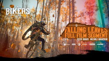 Insane Falling Leaves Mountain Biking – A Bikers Ballad